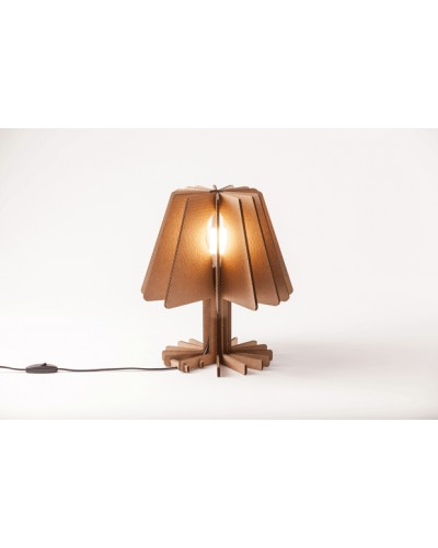 Table Lamp Cardboard