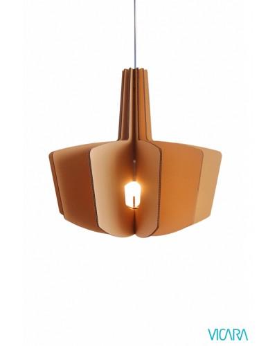 Suspended Lamp Cardboard