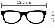 Medidas Gafas California
